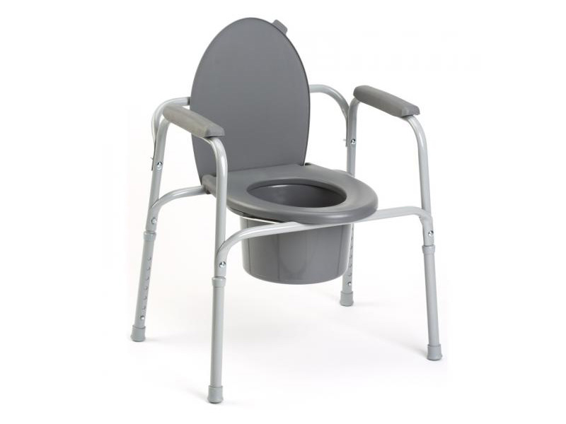 Chaise Percee Avec Cadre Wc