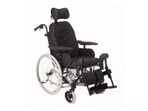 Fauteuil roulant de confort et manuel en vente chez Condorcet Médical