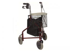 Rollator 3 roues en vente chez Condorcet Médical